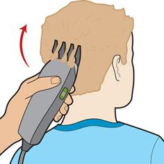How to Cut Your Kid\'s Hair: How to Use a Clipper to Cut One Length (via Parents.com)