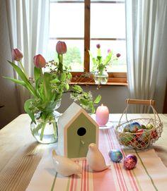 Osterimpressionen aus dem Schwedenhaus