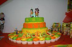 Creaciones Infantiles El Chavo Del Ocho cakepins.com