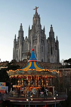 c...Tividabo. Barcelona. Catalonia