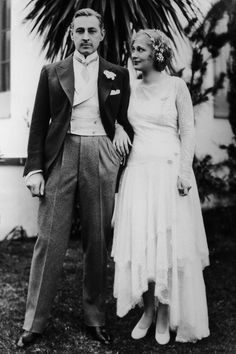 American actor John Barrymore with his wife Dolores Costello Photo: Hulton Archive, Getty / 2003 Getty Images Hollywood Couples, Hollywood Wedding, Vintage Hollywood, Hollywood Glamour, Classic Hollywood, Celebrity Wedding Photos, Celebrity Couples, Celebrity Weddings, Dolores Costello