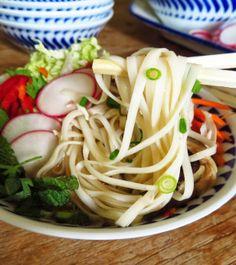Norman's Noodle Bowl