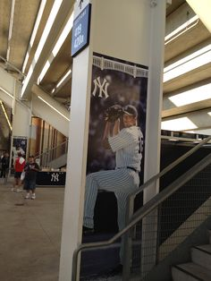 2013年9月、ヤンキースタジアム Baseball Store