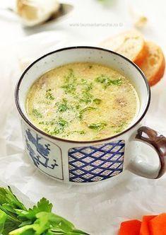 Ciorba radauteana - Retete culinare de supe, ciorbe. Ciorba radauteana este una dintre ciorbele mele preferate pentru ca seamana mult cu ciorba de burta