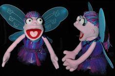 Sugar Plum - the new birthday fairy.