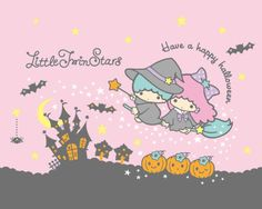 Little Twin Stars! My favorite Sanrio characters :D