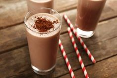 Milkshake de Ovomaltine é a combinação perfeita entre sorvete e flocos crocantes de chocolate! De preparo fácil, a delícia fica pronta em minutinhos.