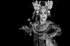 Legong dancer by sugarfreebabe, via Flickr