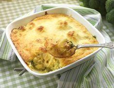 Brokkoli- og pastagrateng   FRUKT.no Pasta, Frisk, Mashed Potatoes, Macaroni And Cheese, Food And Drink, Turkey, Meat, Ethnic Recipes, Whipped Potatoes