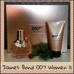 """Über den """"Rossmann Blogger Newsletter"""" durfte ich das Eau de Parfum """"James Bond 007 For Women II"""" testen. Dieses möchte ich euch heute etwas näher vorstellen. James Bond 007 for Women II ist der gefährlich verführerische Tagesduft zum klassischen, geheimnisvollen Abendduft 007 for Women. Das orientalisch-blumige Parfum hat einen leichteren, doch zutiefst femininen und blumigen Ausklang..."""