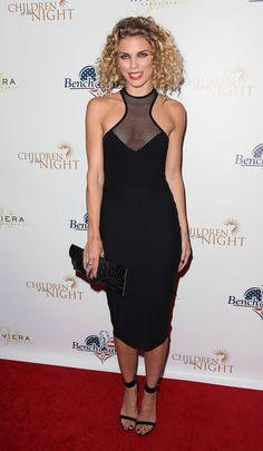 AnnaLynne McCord - BenchWarmer's Annual Stars & Stripes Celebration in Beverly Hills 07/01/14