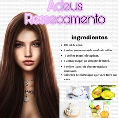 Projeto Along Hair – Recupere em 30 dias Hair A, Bad Hair, Grow Hair, Long Natural Hair, Very Long Hair, Beauty Tips For Hair, Hair Beauty, Curly Hair Styles, Natural Hair Styles
