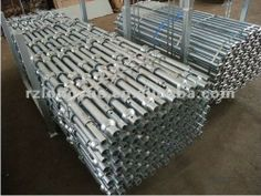 Scaffold Materials Cuplock Standard/Used Cuplock Scaffolding For Sale $5~$30