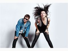 Picture of Sleigh Bells — http://www.tomoxley.com/site/index.php?/portfolio-3/