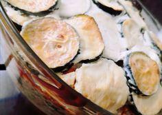 Édesburgonyás rakott cukkini | Nádas Éva receptje - Cookpad receptek