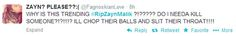 One Direction fans react to April Fool's joke about Zayn Malik's fake 'death' on http://www.shockya.com/news