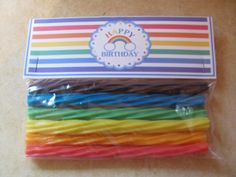 Homemade Happiness: Rainbow Art Party - Part Two