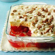 Dessert Salads, Jello Salads, Fruit Salads, Weight Watchers Desserts, Jell O, Jello Desserts, Dessert Recipes, Salad Recipes, Salads