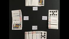 This video tutorial will teach you how to play the card game Pinochle. There are different variations of the card game Pinochle, this video cover how to play. Dice Games, Math Games, Fun Games, Games To Play, Crazy Games, Canasta Card Game, Youth Group Games, Family Games, Games