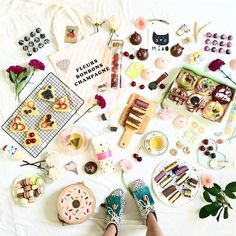 No party is complete without a selection of CARPE KOKO! chocolates!  Image from Instagram user @hellomissmay Tapas Recipes, Grazing Tables, Antipasto, Chocolate Lovers, Carp, Colorful Fashion, Chocolates, Spreads, Foods