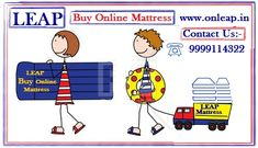 Best mattress in Delhi.Leap Mattress is one of the best choices for blissful sleep. Another common head-to-head match-up is between latex and memory foam. These two materials are strong competitors in the world of Buy Online Mattress Shopping, but they provide very different feels.Shopping for a latex mattress is made simple on Wayfair.For more info www.onleap.in