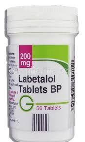 Labetalol Ischemic Heart Disease, Cardiovascular Health