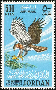 Ornate Hawk-Eagle stamps - mainly images - gallery format