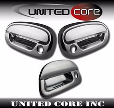 For 2013-2014 Nissan Titan 4 Doors Handle Cover W//O PSKH+Tailgate W//Cam+Gas Door