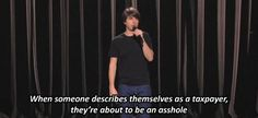 a collection of funny standup comedy