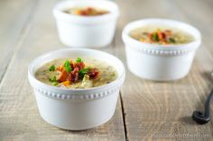 Earl's Clam Chowder - Inspiration Kitchen