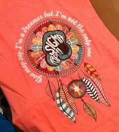 Would love a Kappa Delta shirt like this. Gamma Sigma Sigma, Alpha Omicron Pi, Kappa Kappa Gamma, Pi Beta Phi, Alpha Sigma Alpha, Alpha Chi Omega, Phi Mu, Tri Delta, Delta Phi