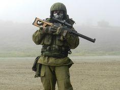 Russian special unit