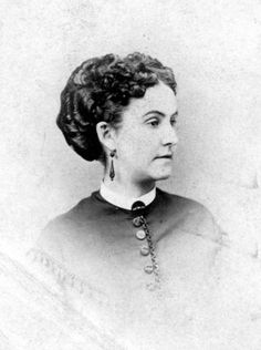 Phoebe Couzins was born in STL in 1842. She blazed trails for women as the 3rd female law graduate in the U.S., the first female U.S. Marshall, the first female to address a presidential nominating convention and the first woman to pass the bar in Utah, Arkansas, the Dakotas and the federal courts.
