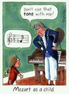 Music humor. Yess!