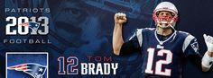 Tom Brady & my beloved Patriots