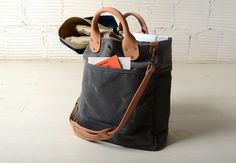 JOINERY - Garrison Carry-All by Winter Session - MEN