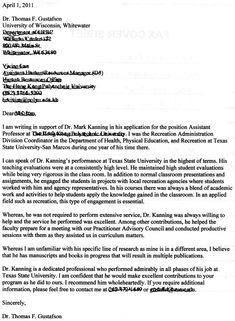 Masters Program Masters Program Letters Of Recommendationpersonal