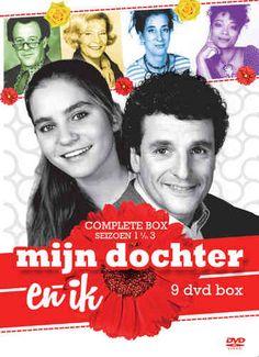 Mijn Dochter en Ik - Seizoen 1 t/m 3 (Box) - SOURCE 1 WEBSHOP