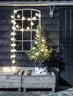 Scandinavian Christmas Inspiration - Dwell Beautiful                                                                                                                                                                                 More