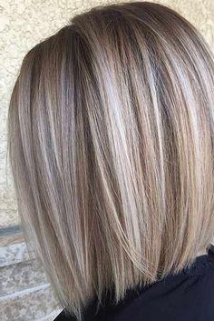 Soothing Medium Bob Hairstyles for All Faces-Best Bob Haircut Ideas, . - Soothing Medium Bob Hairstyles for All Faces-Best Bob Haircut Ideas, # Soothing - Stacked Bob Hairstyles, Medium Bob Hairstyles, Trendy Hairstyles, Hairstyles Haircuts, Hairstyles For Over 40, Short To Medium Haircuts, Hairstyles Pictures, 2018 Haircuts, Choppy Haircuts