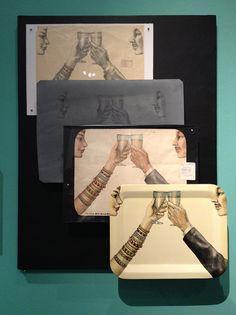 Le Foto della mostra in Triennale: Piero Fornasetti, 100 anni di follia pratica