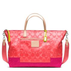 Weekender Tote from Coach