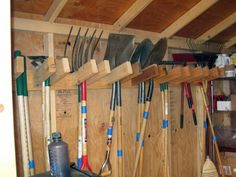 If You Like Yard Tool Storage Ideas Might Love These