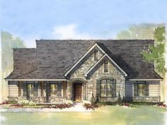 Brownstone C - South Central | Schumacher Homes