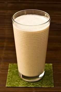 Chocolate Peanut Butter Banana Homemade Mass Gainer Shake Recipe