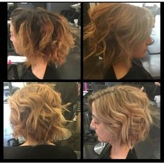From frizzed to fabulous! Cut and colour by Melissa #pureformsalon #yyc #colorful #haircolor #hairstyle #color #beauty #haircut
