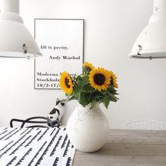 My beautiful Jonsberg vase from Ikea. Designed by Hella Jongerius
