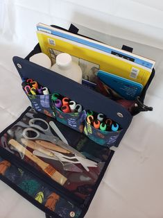 Get Creative Caddy Thirty One Uses, Thirty One Fall, Thirty One Gifts, 31 Gifts, Craft Gifts, Scrapbook Supplies, Craft Supplies, Thirty One Organization, Office Organization