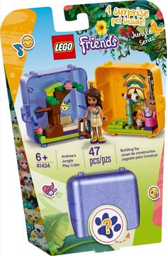 All Lego Sets, Lego Friends Sets, Building For Kids, Building Toys, Cubes, Camping Toys, Play Cube, Lego Universe, Lego Girls
