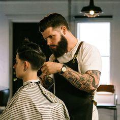 Barbershop – The Mailroom Barber Co